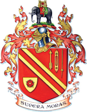 1890 Arms of Bolton