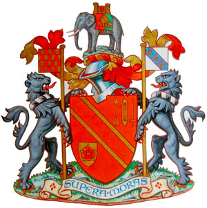 1958 Arms of Bolton