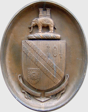 1890 Arms at Mere Hall