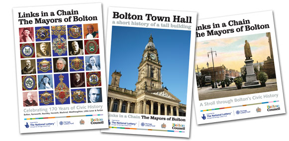 Free Booklet and History Trail Leaflet