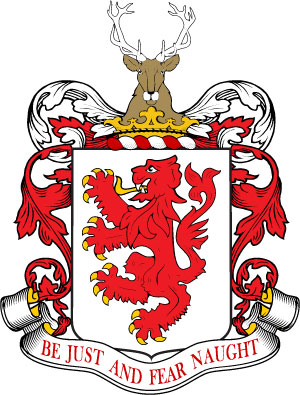 Arms of Farnworth UDC