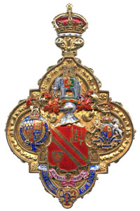 The Mayoral Badge 1902
