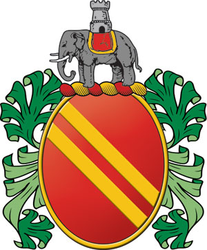 Unofficial Arms of Bolton pre-1890